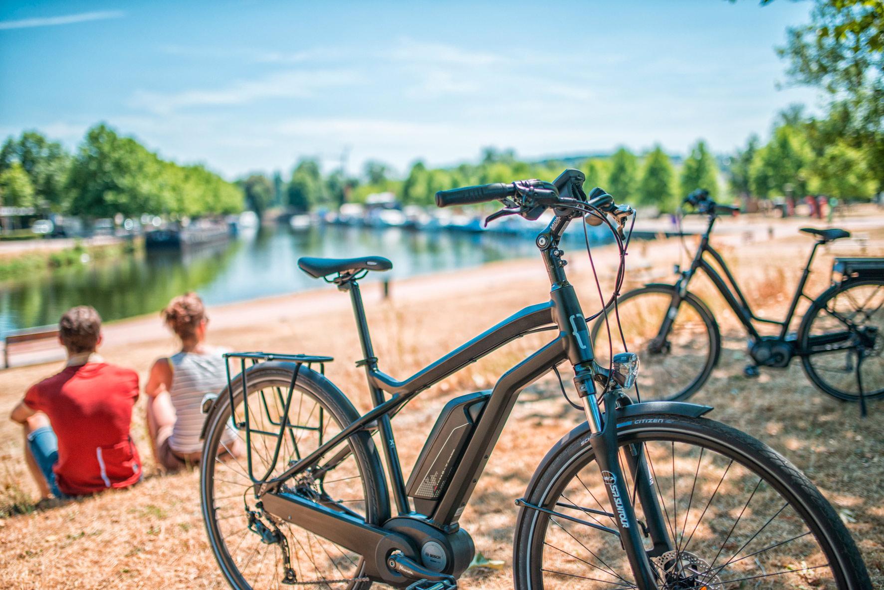 Louez un vélo